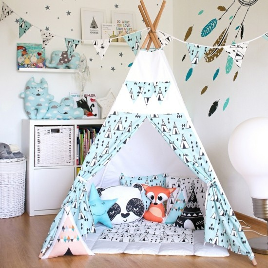 play tent ideas for children's room set up tipi tent build yourself