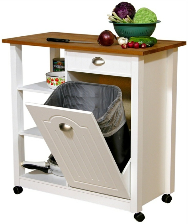 Portable great kitchen islands cooking shelves
