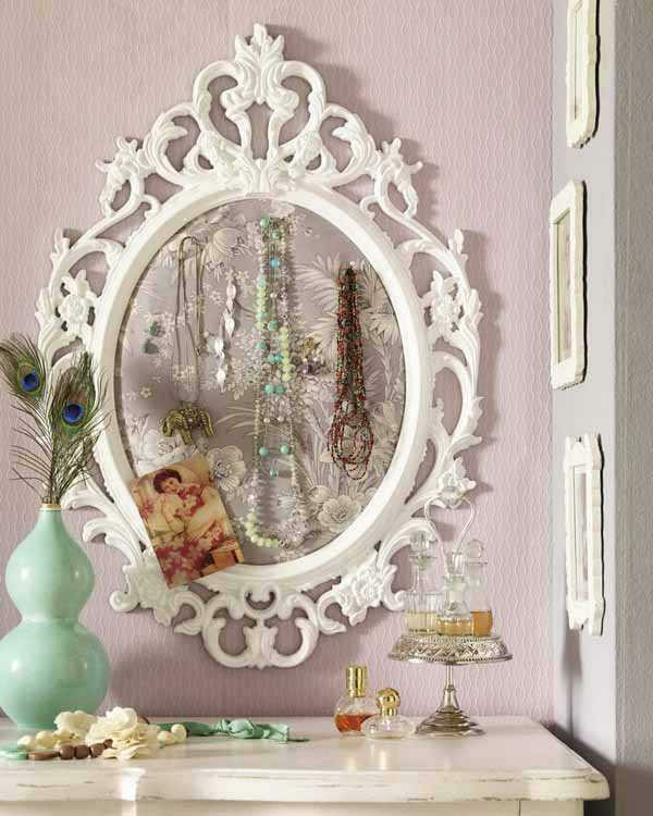 shabby chic deco itself make jewelry store ideas