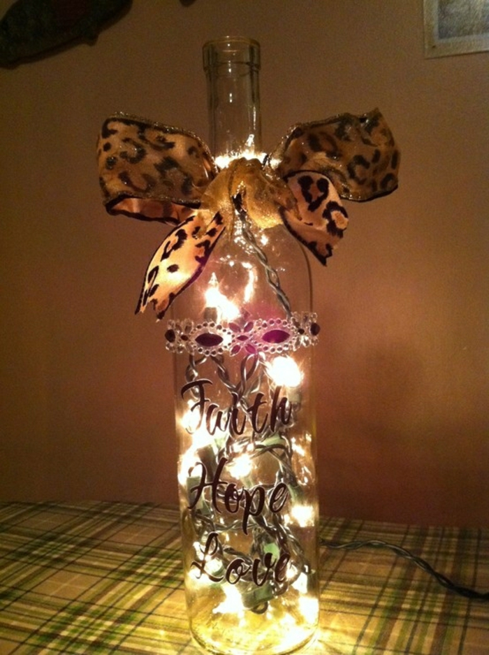 diy ideas wine bottle decorating embassy lights
