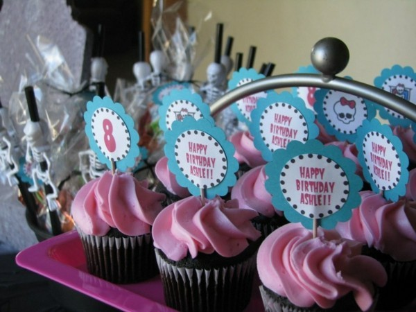 Cupcake stand easy tray