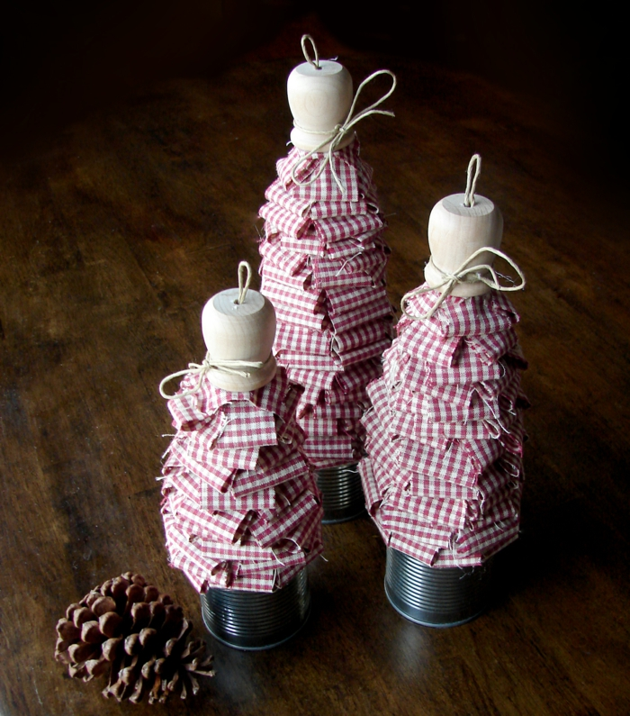 craft ideas christmas fancy deco itself make fabric acorns