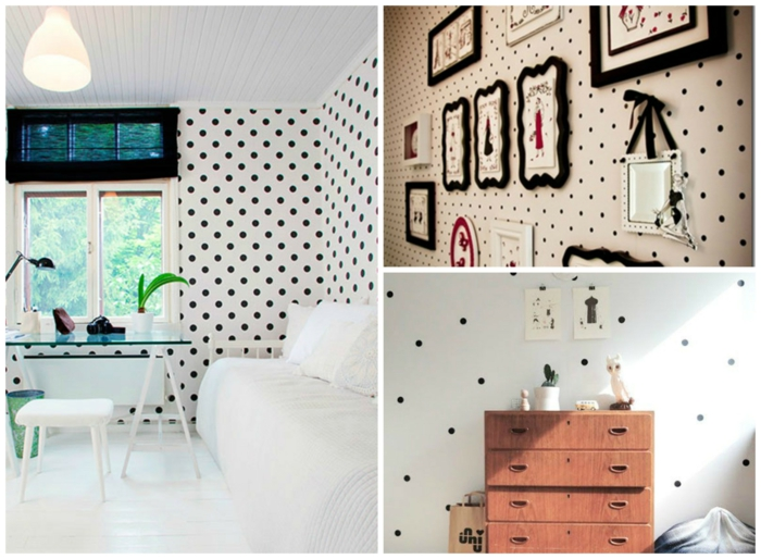 Decorating ideas make wall decoration yourself