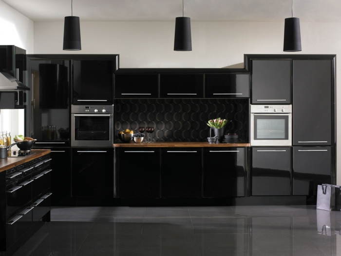 kitchen direction black kitchen furniture kitchen equipment
