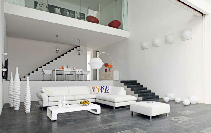 fancy home accessories white furnishings living room