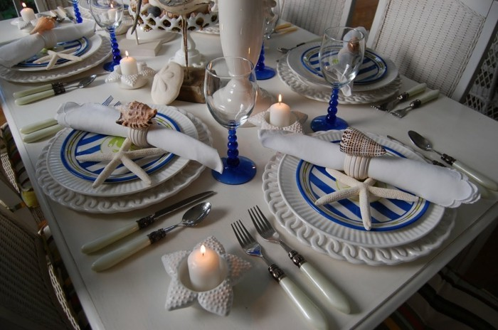 table decoration summer summer party deco