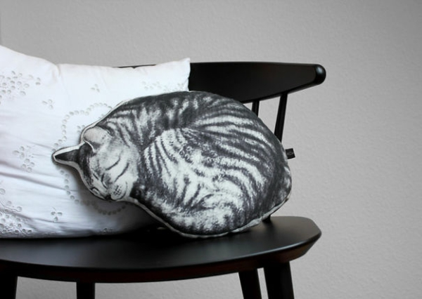 Creative-Pillow-and-pillow-cat