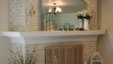 Photo of Open fireplace by great decoration ideas beautifully spice up!