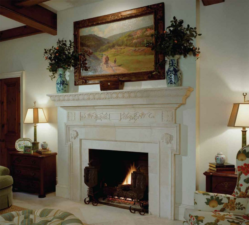 Fireplace decoration ideas fireplace living room