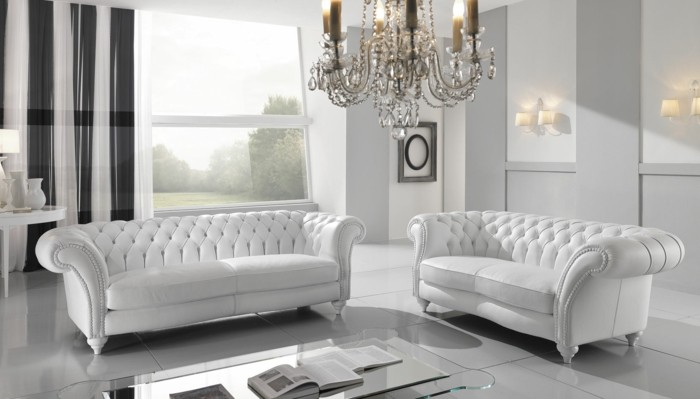 Interior Design-Old Sofas