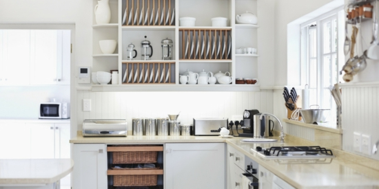 kitchen tips to the small kitchen set up