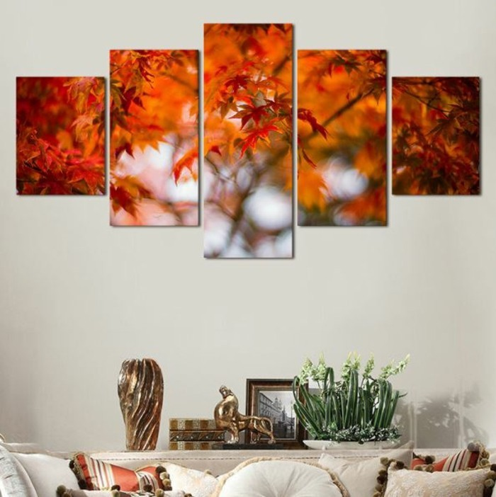 autumn deco ideas color design diy ideas craft ideas 58