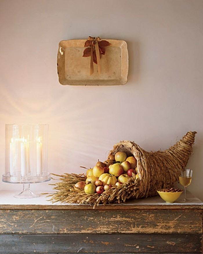 herbstdeko ideas color design diy ideas bastelideen13