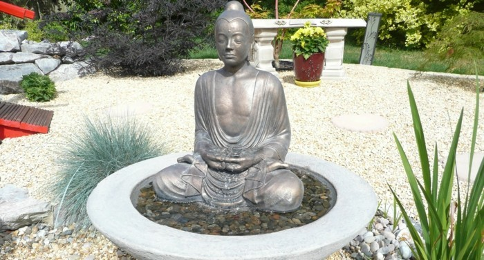 Budha in meditation