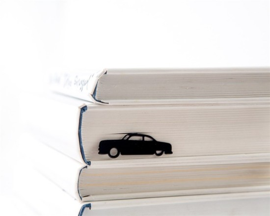 bookmark tinker books and car