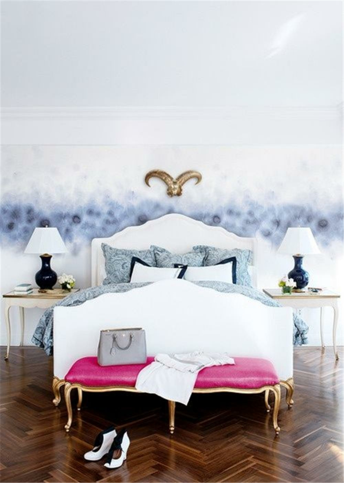 wall design ideas colors bedroom wall decoration