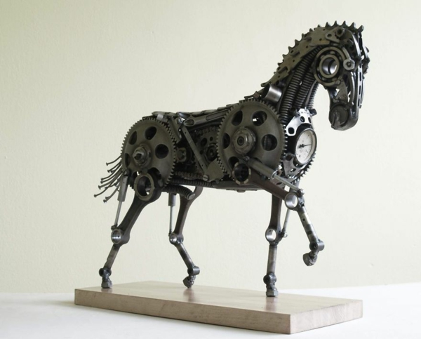 used motorcycle parts war horse