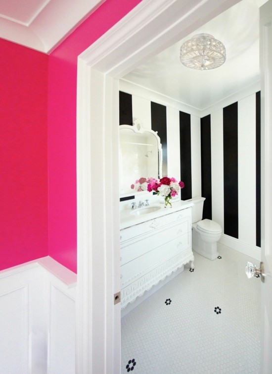 black and white ideas wall design
