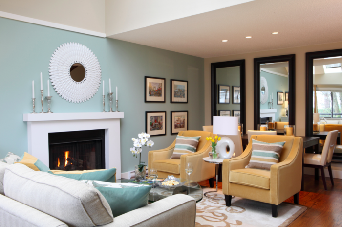 furniture ideas for the small living room
