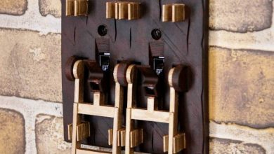 Photo of Find matching light switches and sockets with a modern design