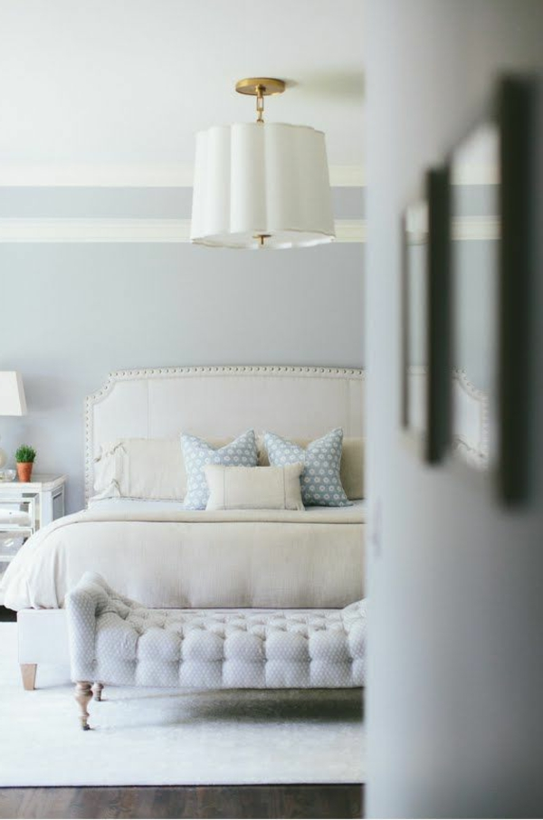 pillow country style bedroom white furnishings