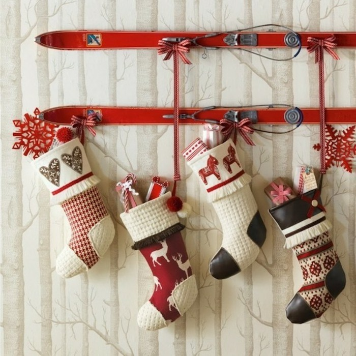 tinker christmas fancy deco ideas wall decor