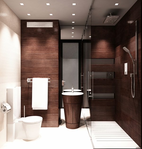 guests wc furnishing ideas shower