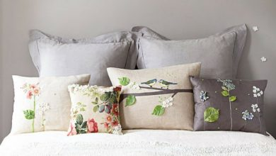 Photo of Throw pillows favorably – self-sewn Throw pillows bring color into the house