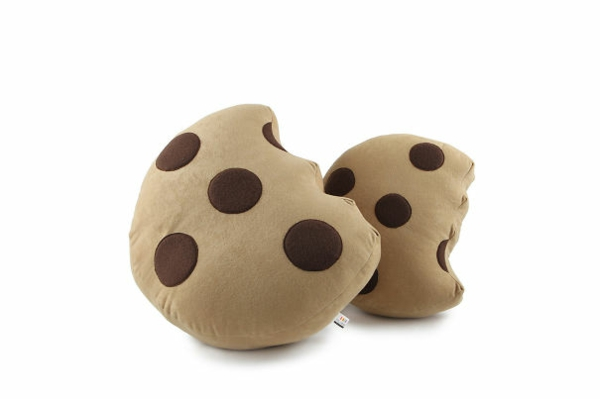 Creative Throw pillows and pillows cookies