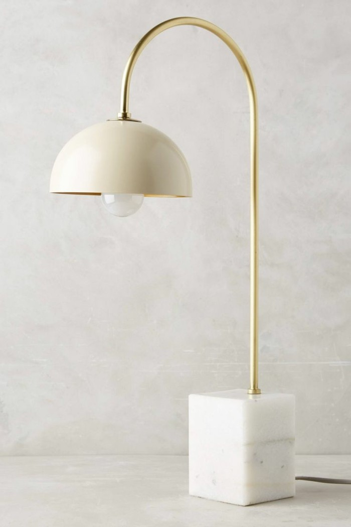 table lamps-models-modern lamps