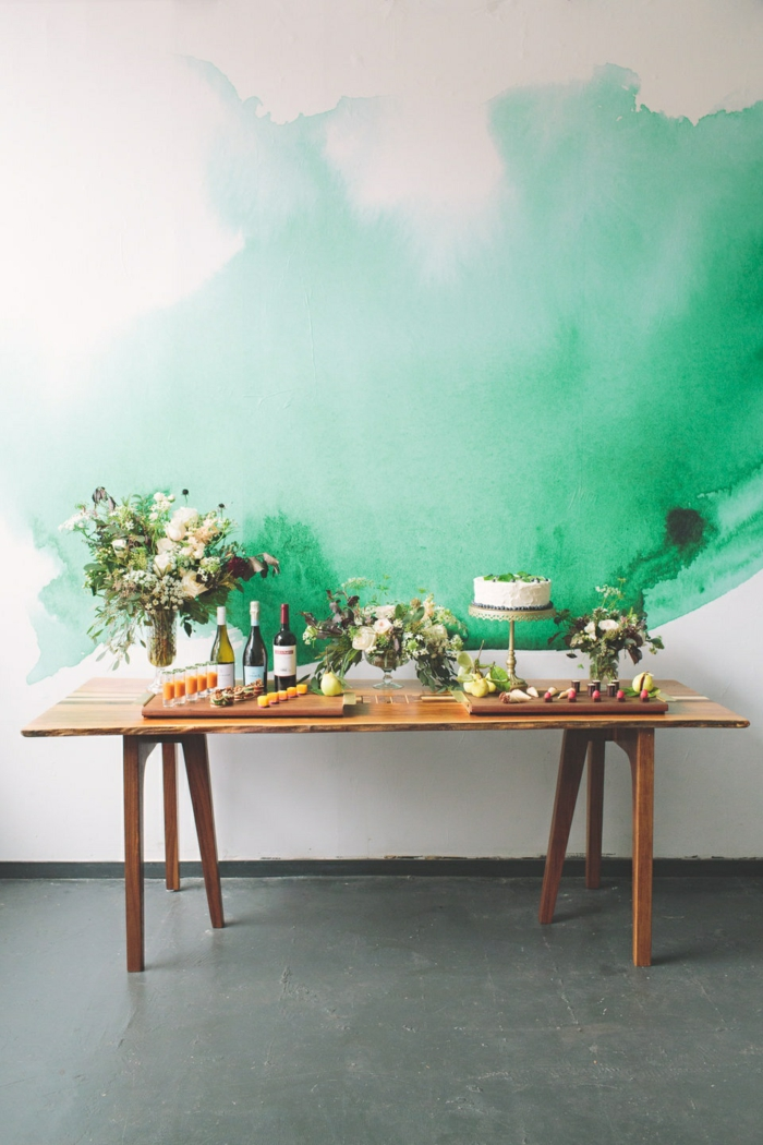 wall paint green wall design ideas wall paints