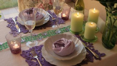 Photo of Ideas for napkins folding for a special table atmosphere