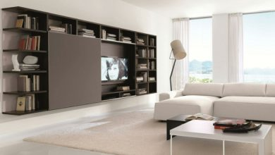 Photo of TV walls for the perfect interior!