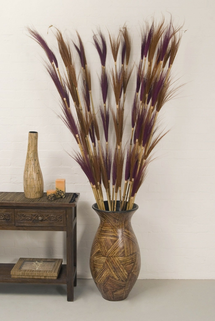 deco ideas flat deco vases floor vases home ideas