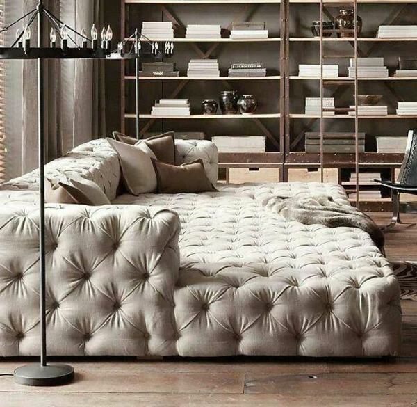 interior design ideas big sofa