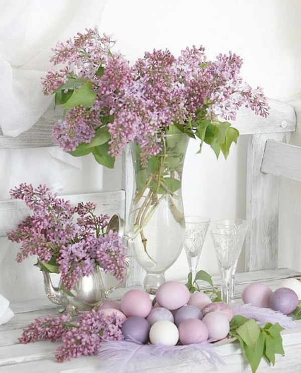 Easter decoration itself make easter ideas