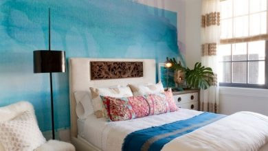 Photo of Wall color watercolor – great ideas for every homeowner