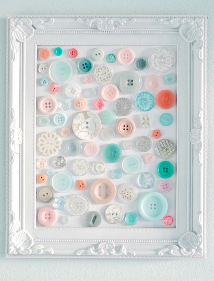 tinkering with buttons diy ideas decoration ideas bracelet wall design