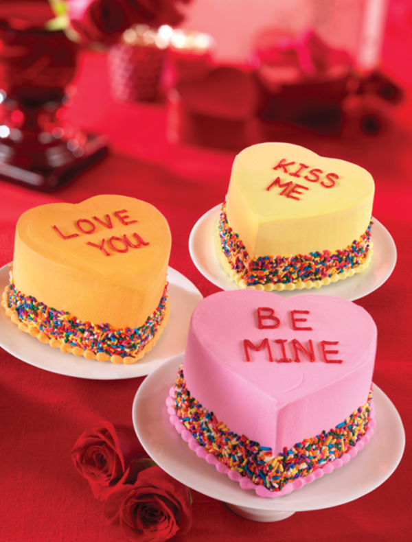 fancy cake valentines day gift ideas