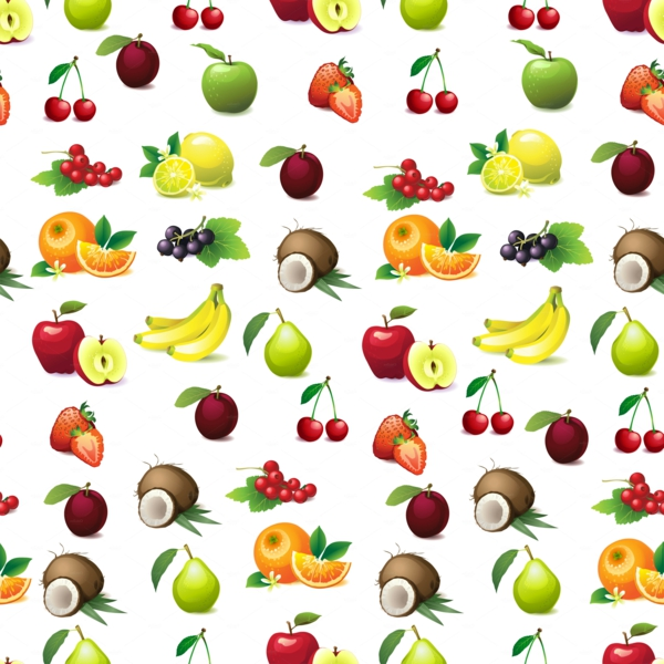 fresh wall design kitchen walls fashion fruits wallpaper