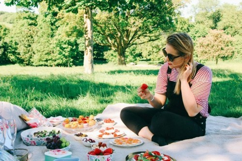 picnic ideas food with fruits