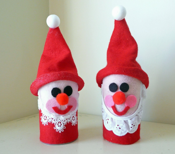crafting christmas christmas crafts with children sympathetic figures