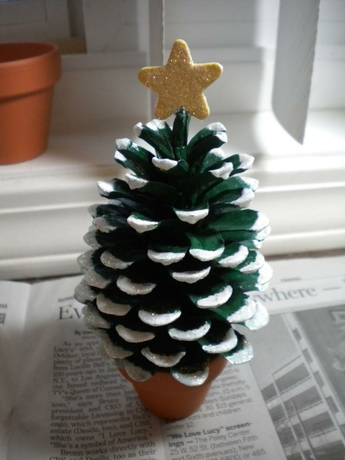 crafting christmas pine tree making christmas tree yourself