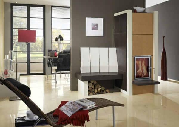 modern tiled stoves stylish living room fireplaces and tiled stoves