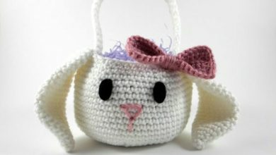 Photo of Crochet Easter decorations – make original decorations for Easter