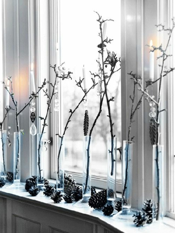 windowsill decorate beautiful decoration ideas