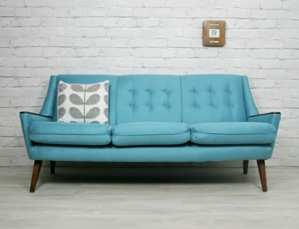 retro cheap sofa