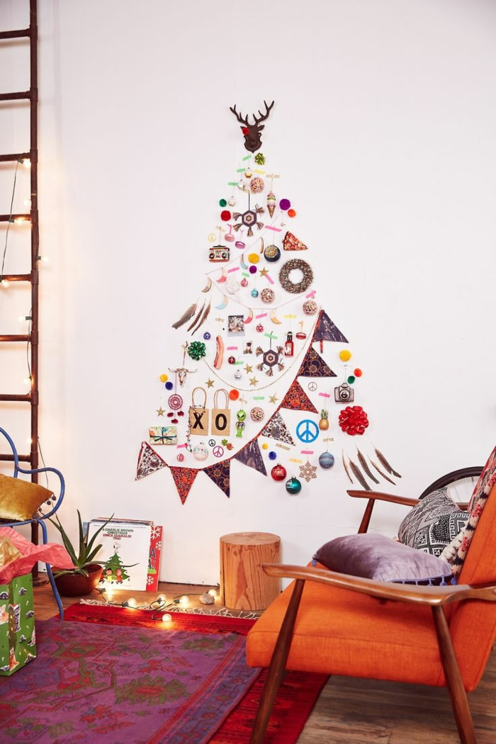 christmas tree artificially artificial christmas tree test by wall wall stickers congratulations
