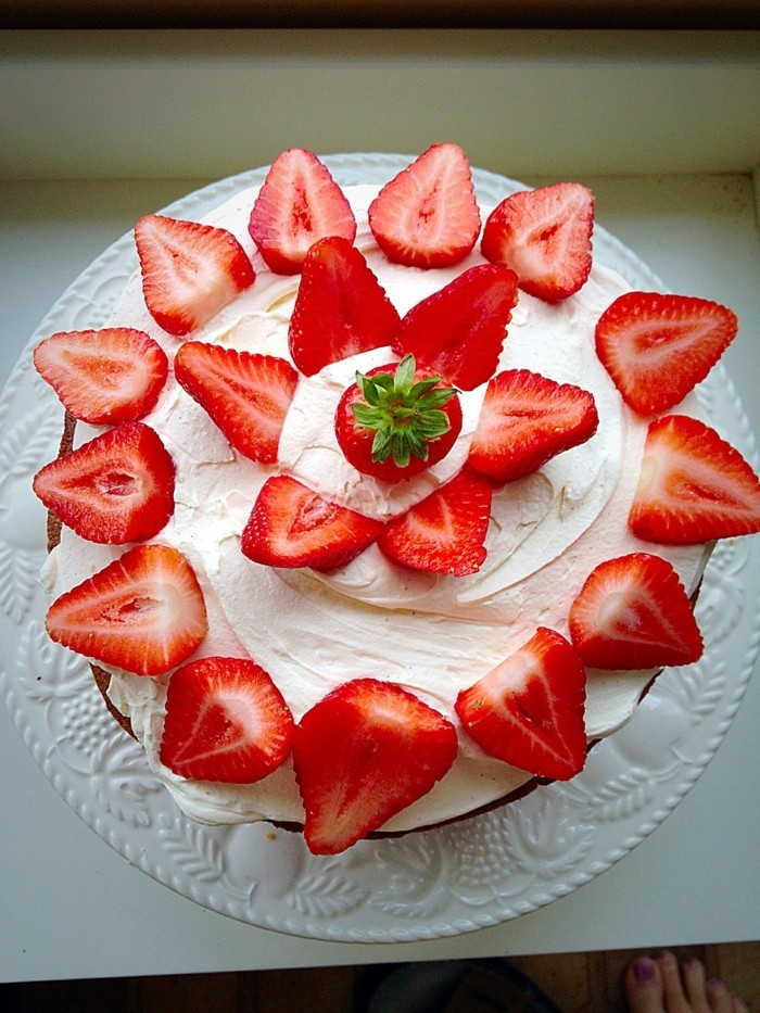 pies decoration pie with strawberries decorate ideas