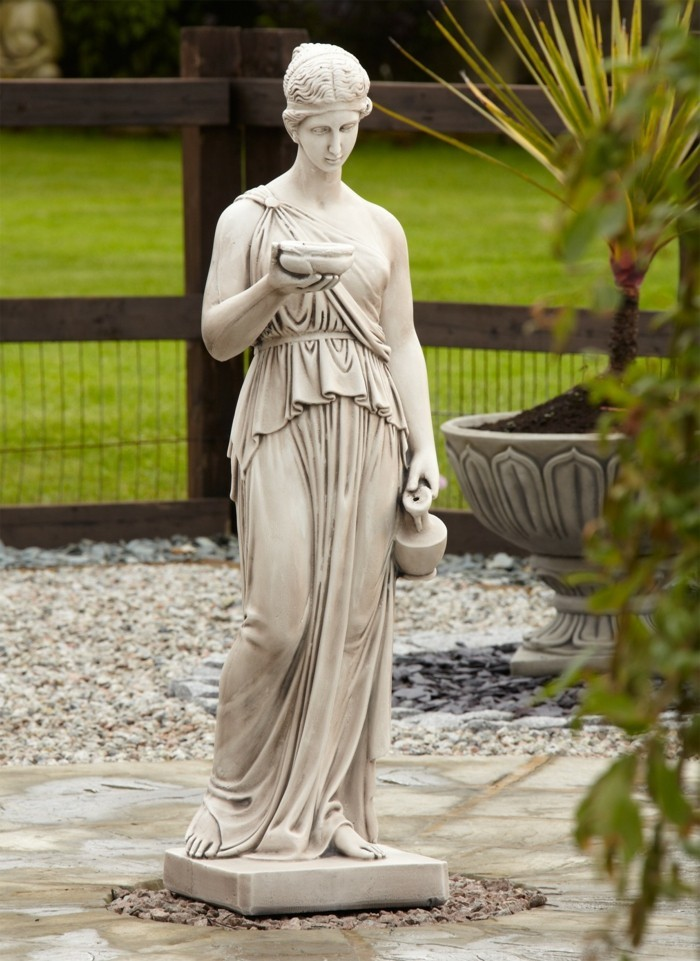 Garden figure Ancient Greek